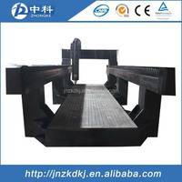Long size foam cnc router engraving and cutting machine/EPS making machine