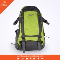 2015 hot sale customized sports bag outdoor camping backpack