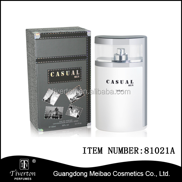81021A CASUAL white floral men design perfume