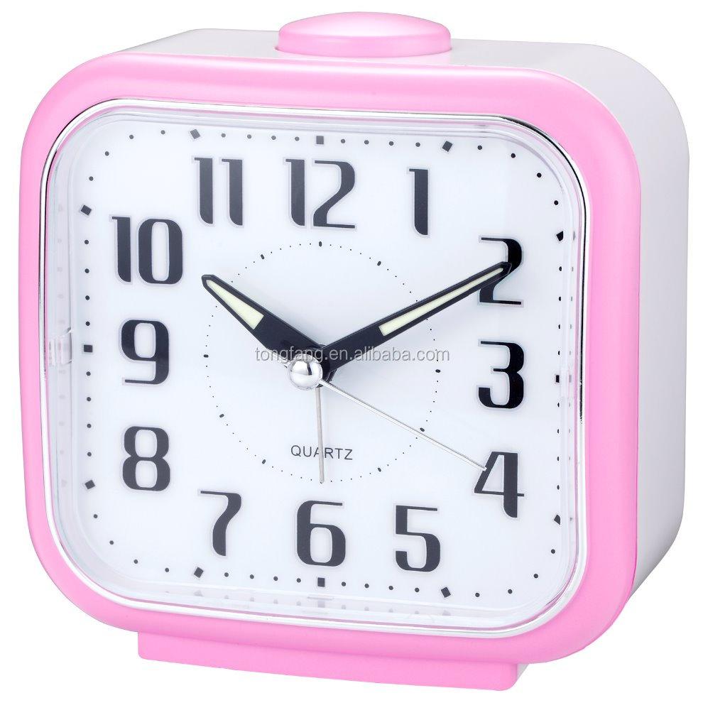 Switchable Bell Beep Quartz Alarm Clock Buy Elderly