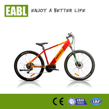 2015 EN15194 New Model Electric Mountain Bike With 8Fun md drive motor