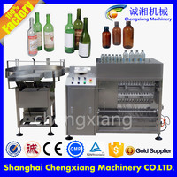 Trade assurance Auto wine bottle washing machine,bottle washing machine