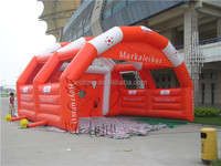 top quality inflatable soccer goal for sale, inflatable soccer goal kick
