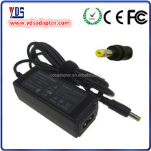 products exported to dubai super fast mobile phone charger laptop adapter 24W 9.5V 2.5A 4.8*1.7 mm dc tips with OEM ODM