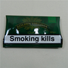 50g tobacco pouch/ hand rolling tobacco pouch with ziplock/ plastic tobacco pouch