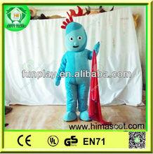 2014 HI EN71 iggle piggle mascot