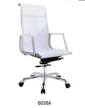 Silla de oficina/mueblesdeoficina silla/blanco silla ejecutiva 6036a