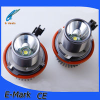 B-deals 7000k color temperature high power E39 10W led marker angel eye for bmw