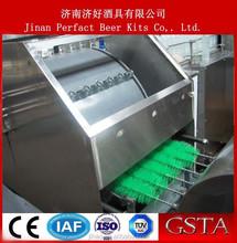 New Glass bottle washing machine/glass bottle washer/Normal bottle washing machine
