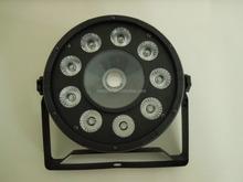 Portable RGB 3in1 flat par light/LED Flat Par