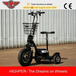 electric tricycle for adults (HP105E-D)