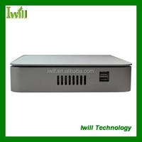 Iwill S197-H42 thin client system cheap desktop computer case, mini htpc case