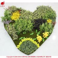 Indoor cheap fake plants artificial green walls