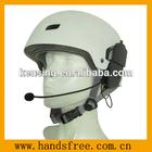 capacete de moto fone de ouvido suporte para trabalhar com metade do rosto capacete