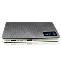 2015 new design universal 12000mah portable mobile power bank