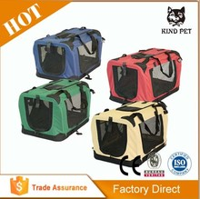 Fabric Portable Dog Kennel