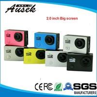 2.0 inch 170 degree action camera sj6000 wifi/underwater fish finder video camera