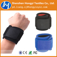 custom black fabric elastic band for sports