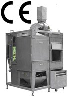 Electrostatic Ghost Paper Incinerators with Fume Cleaner