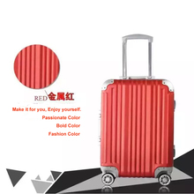 Hot New Products For 2015 Aluminum Luggage Bags And Cases