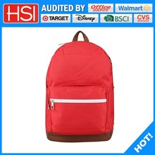 audited factory wholesale price Brillante pvc school bag