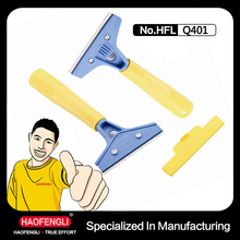 Cleaning Powerful Putty Knife Plastic Handle Scraper Cutter Knife