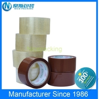 Hot Sale High Quality BOPP Film Water Acrylic Glue Brown Adhesive Tape