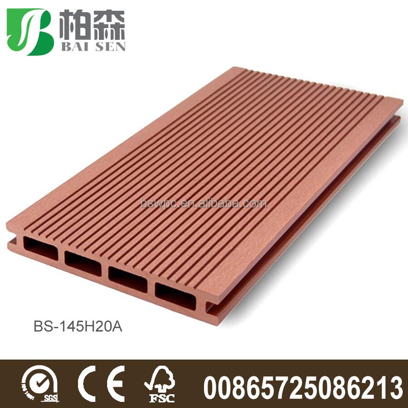 Caravan decking wpc board red brown for 2 4 metre decking boards
