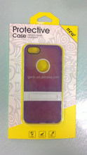 Factory Outlet Mobile Phone Shell TPU+PC Matte With Stand For 6G Cover Back With Retail Package