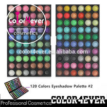 New 120 Color Makeup Set Eyeshadow manufacturer china eyeshadow makeup kit