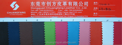 Promotion thermo color change PU synthetic leather for autograph album cover