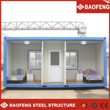 eco-friendly hydraulic container house