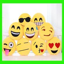 2015 New Arrival Fashion Design Pillow,Wholesale Cheap Emoji Pillow,Ccotton Smiley Face Soft Toys Poop Plush Emoji Pillow
