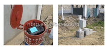 Real-time monitoring system for groundwater