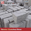 Newstar G682 granite cobblestone pavers