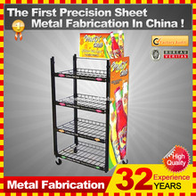 OEM product from china high quality showroom display racks