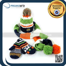 Pom Poms kids or women winter Knitted Hat,hand knitted hat