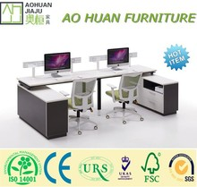 2015 cubicle workstation 2 person desk furniture office cubicles