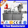 China supplier automatic liquid piston filler,monoblock syrup filler