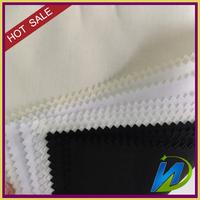 dyed 80/20 polyester cotton woven herringbone pocketing fabirc