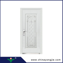 2015 new product invisible or visible Galvanized hinge front entry steel doors for sale