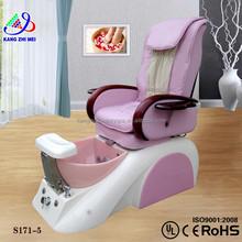 Green beauty salon pedicure chair/gold seal systems pedicure chair/zero gravity pedicure massage chair KM-S171-5