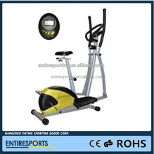 2 in 1 elliptical cross trainer and bike CE,RoHS approved hot selling fashionable and compact cross trainer for home gym