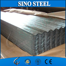 Offer Building material corrugated galvanized metal roofing sheet/tile DX51D SGCC material