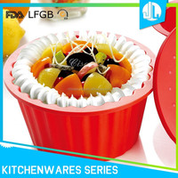 Beautiful professional durable cheap silicon cake mold