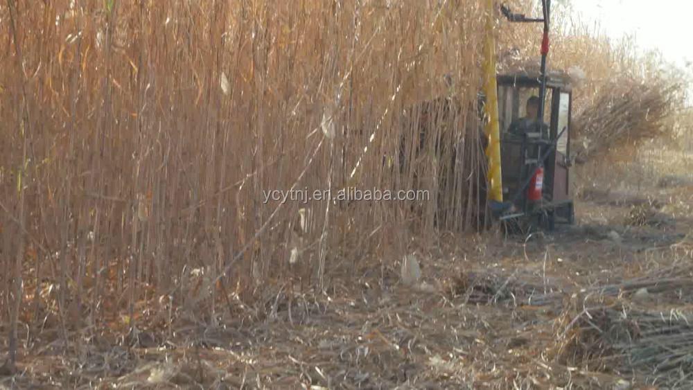Kenaf Harvester