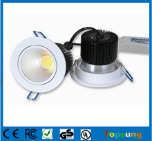 10w led downlight housing natural white COB led downlight price