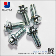 Nice Design Stainless Steel Special Cars Plastic Clips Fastener