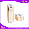 2015 Newest box packaging oil with rapid delivery