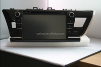2 din car gps for Android quad core toyota corolla 2014 (left hand drive) car dvd with iPod, wifi, 3G functions